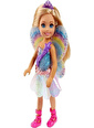 Barbie Barbie Dreamtopia Chelsea Ve Kıyafetleri FJD00 Renkli